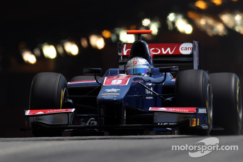 GP2 Series Monaco Race 1 Penalty Report