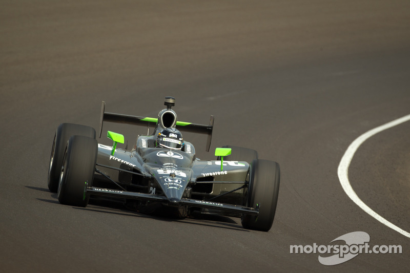 SSM's Townsend Bell Ready For The Indy 500 Race