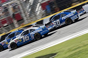 NASCAR XFINITY Roush Fenway Racing Charlotte Race Report