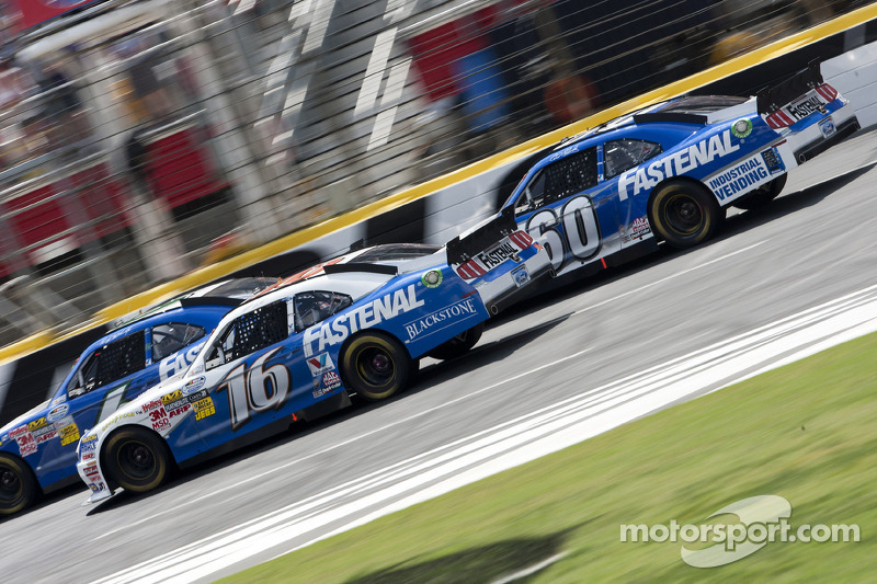 Roush Fenway Racing Charlotte Race Report