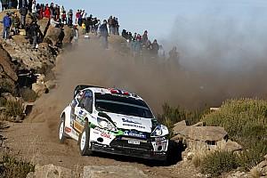 WRC Stobart M-Sport Rally Argentina Leg 2 Summary