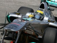 Mercedes Monaco GP Friday Race Report