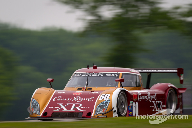Michael Shank Racing Lime Rock Qualifying Report