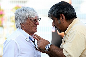 Formula 1 December date 'great' for India - Chandhok