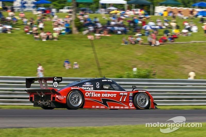 Brian Frisselle Ready For Watkins Glen