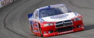 Kurt Busch Seizes Kansas Sprint Cup Pole