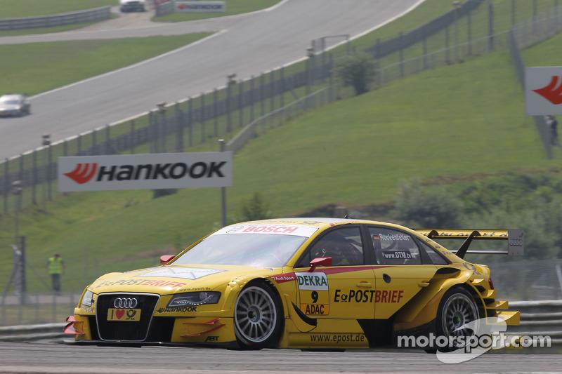 Audi Spielberg Race Report