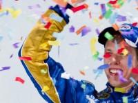 Keselowski Conserves Fuel To Win At Kansas Speedway