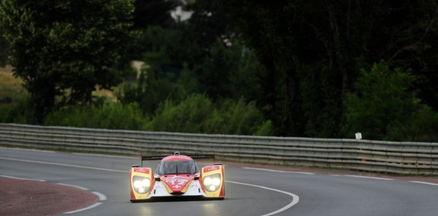 Rebellion Racing Le Mans Final Qualifying Report