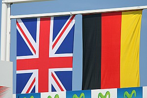 Germans upset by F1 flag gaffe in Montreal