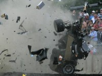 McNish Views Big Crash As 