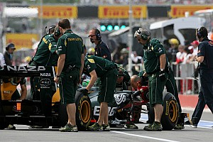 Team Lotus Canadian GP Race Report