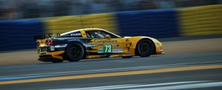 Le Mans Corvette Racing Le Mans 24H Race Report