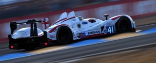 Le Mans Greaves Motorsport Le Mans 24H Race Report