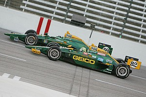 IndyCar KV Racing Heads To The Milwaukee Mile