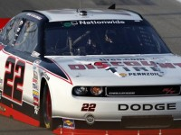 Brad Keselowski Seeks 3rd Nationwide Win In Michigan 