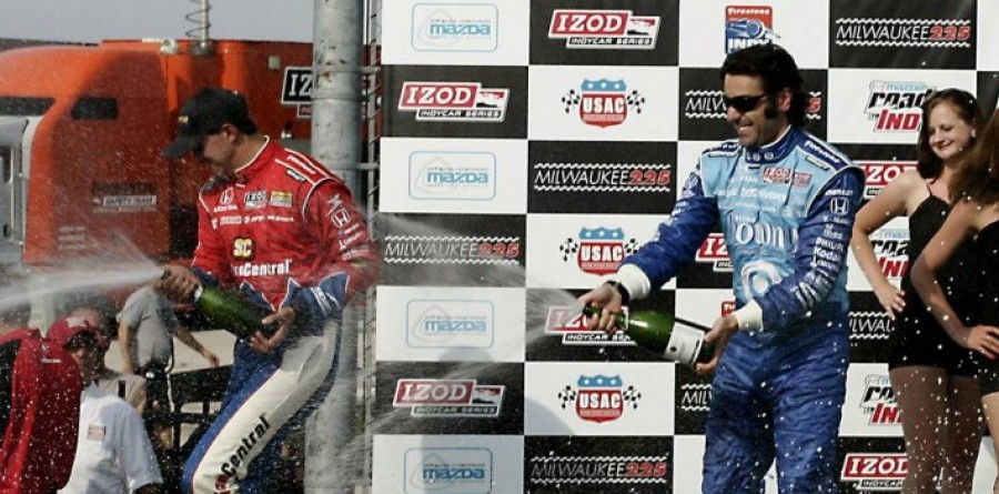 Franchitti Swept Milwaukee Mile With The Win