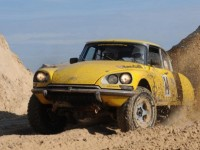 Double Dutch - A Citroen/Toyota Rally Raid Monster