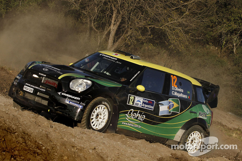 Brazil WRT Acropolis Rally Event Summary