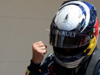 Red Bulls Vettel Sails To F1 European GP Victory In Valencia