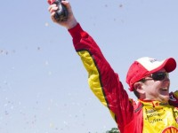 Kurt Busch Claims NASCAR Win At Infineon Raceway