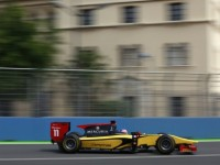 DAMS Team GP2 Series Valencia Race Report