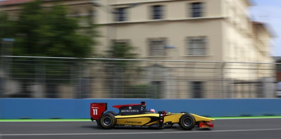 DAMS Team GP2 Series Valencia Race Report