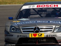 Mercedes Looking Forward To DTM Race At Norisring