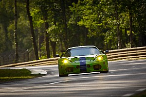 ALMS Krohn Racing Imola Qualifying Report