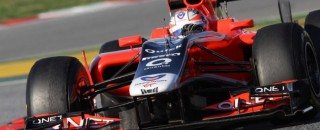 Marussia Virgin F1 Announces McLaren Partnership