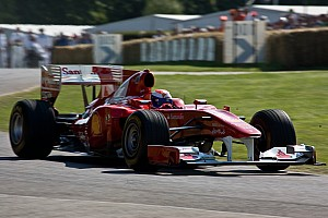 Vintage Ferrari Goodwood Festival of Speed Summary