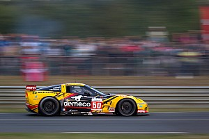 Le Mans Larbre Competition Imola ILMC Event Race Report