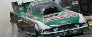 NHRA Ford Looks For 200th NHRA Funny Car Win At Joliet