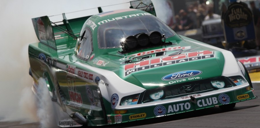 Ford Looks For 200th NHRA Funny Car Win At Joliet