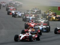 GP2 Series Action Heads To Silverstone