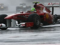 Massa Tops Second F1 Practice Session at Silverstone