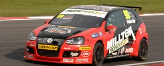 BTCC Martin Byford joins AmD Milltek Racing BTCC Team