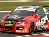 Martin Byford joins AmD Milltek Racing BTCC Team