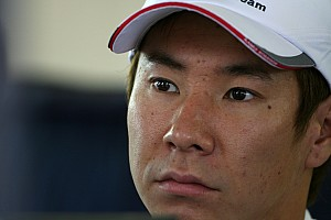Kobayashi Eyes 'Space' At Top Teams