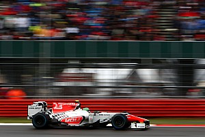 HRT British GP - Silverstone Race Report