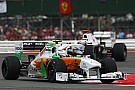 Force India British GP - Silverstone Race Report