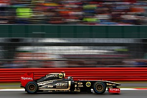 Lotus Renault British GP - Silverstone Race Report