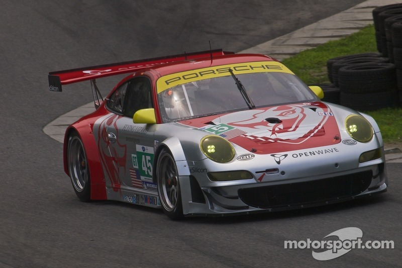 Flying Lizard Motorsport Lime Rock Race Report