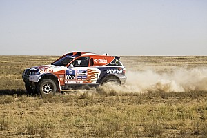 Cross-Country Rally BMW X-raid Dakar Series Silk Way Rally Day 3 Report
