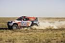 BMW X-raid Dakar Series Silk Way Rally Day 3 Report