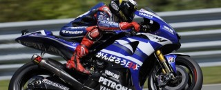 MotoGP Yamaha's MotoGP Friday German GP Report