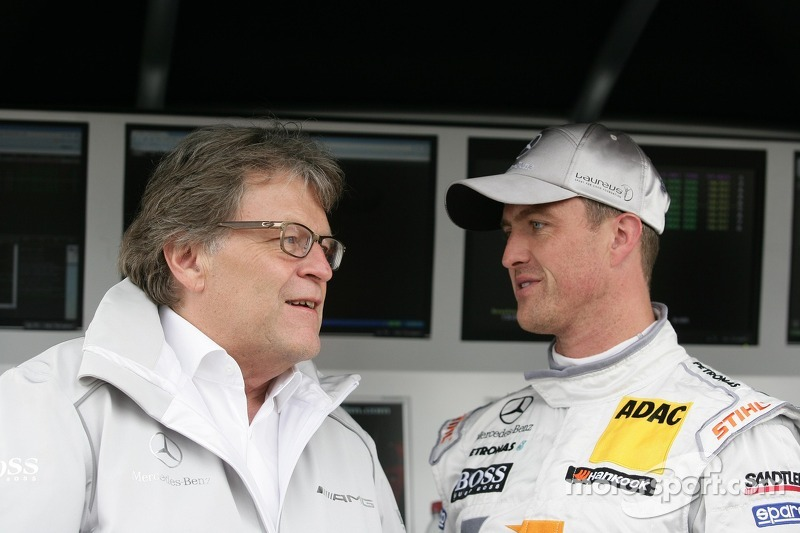 Mercedes Race Report Munich Show Event
