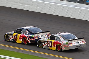 NASCAR Sprint Cup Red Bull Racing Team Loudon 301 Race Report