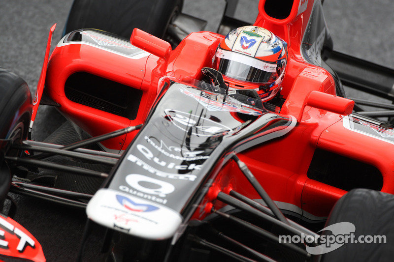 Glock Hopes For Midfield Assault With Virgin In 2012