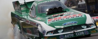 John Force Aims High At NHRA Denver Event
